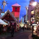 The Grove/LA/The most magical Place at Christmas time.