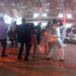 And the dancing begins, Ryan and Vita's Wedding Reception, T&T